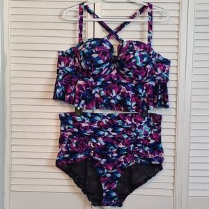 Torrid Size 2 Two-piece Bikini 👙